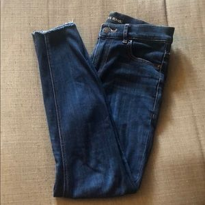 EUC Express skinny ankle jeans